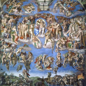 Last_Judgement_(Michelangelo) square